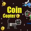 Монета котка с хеликоптер игра