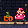 Super Maria Halloween игра